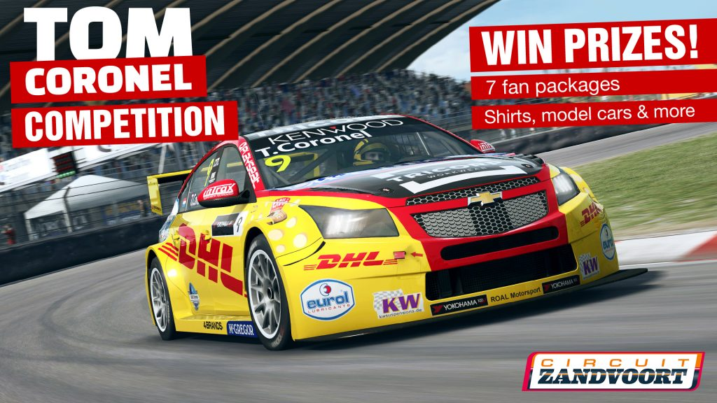 race als tom coronel in de race game en win  rsz autosport raceroom store raceroom racing experience